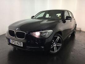 2012 BMW 118D SPORT DIESEL HATCHBACK 1 OWNER SERVICE HISTORY FINANCE PX