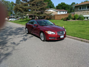2010 Jaguar XF Fully Loaded 5.0L V8