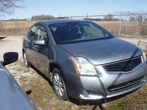 2012 NISSAN SENTRA /PARTING OUT