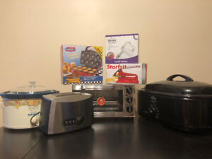 Moving Sale - Kitchen Appliances, TV, Household Furniture & item
