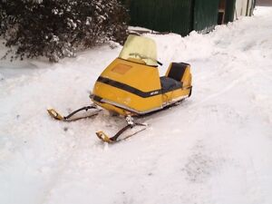 Wanted old skidoo olympics.
