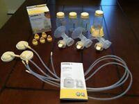 Madela symphony breast pump accessories