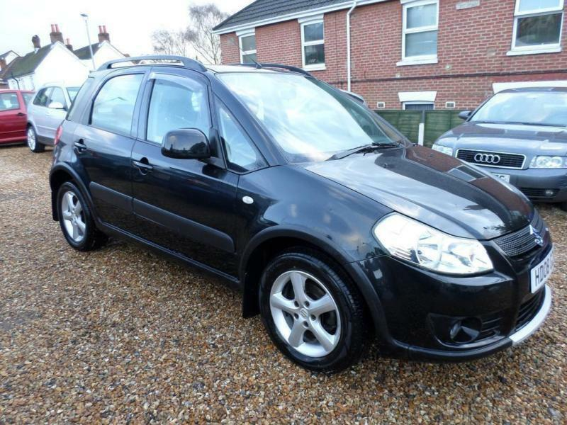 2008 suzuki sx4 1 6 glx 5dr in poole dorset gumtree. Black Bedroom Furniture Sets. Home Design Ideas
