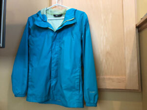 Girls North Face Water Resistant Jacket