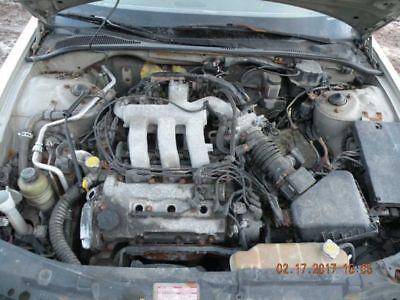 Passenger Cylinder Head 2500 Rear Fits 97-02 MAZDA MILLENIA 299304