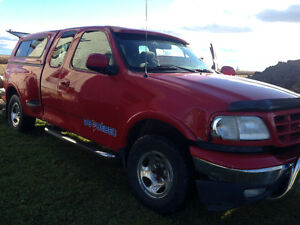 2001 Ford F-150 Boite Fourgonnette, fourgon West Island Greater Montréal image 1