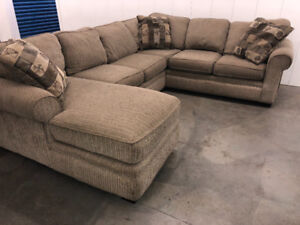 U - Shaped SECTIONAL - Delivery