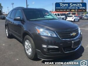 2017 Chevrolet Traverse LS - 7 PASSENGER, 3 ROWS OF SEATING, REA