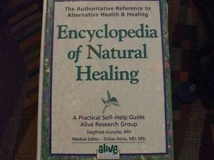 50.00 encyclopedia of Natural Healing