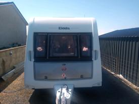 Eldiss caravan 4 berth
