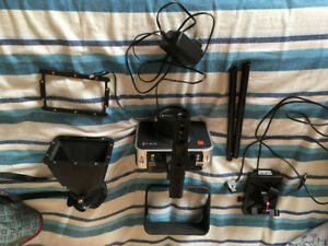 Blackmagic Cinema Camera w/ extras