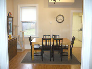 VERY QUIET, CLEAN, 2-STOREY, SEMI DETACHED HOUSE IN THE WESTEND