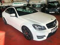 2013 Mercedes-Benz C Class 2.1 C220 CDI AMG Sport Plus 7G-Tronic Plus 2dr