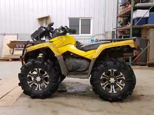 PRICE REDUCED GREAT DEAL! CANAM 800