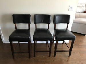 3 High Bar Stools for Sale!