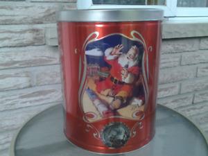 Boite métal Coca Cola 75 ème anniversaire