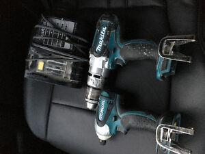Makita Impact /Hammer drill