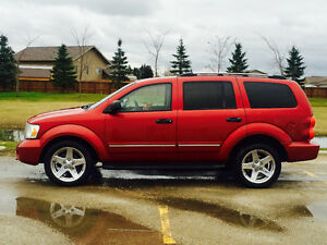 2007 Dodge Durango Limited SUV, Crossover