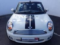 2009 09 MINI CONVERTIBLE 1.6 COOPER 2D 120 BHP - PX/FINANCE POSS