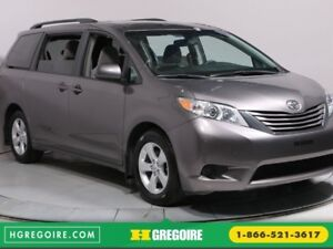 2016 Toyota Sienna LE A/C MAGS BLUETOOTH CAMERA RECUL