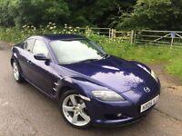 Mazda Rx8 full auto lower tax rate
