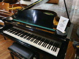 Restored bechstein Model S baby grand piano for sale