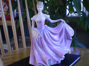 "Royal Doulton Figurine ""Rachel"" HN3976 - Figure of the Year 2000 Kitchener / Waterloo Kitchener Area image 1"