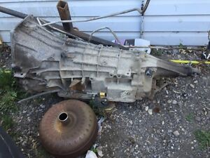 Transmission out of 2000 Ford 7.3 Diesel