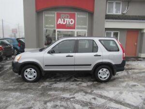 Honda CR-V 4WD LX Auto 2005