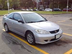 2004 Honda Civic Coupe 5 Speed