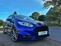 Ford Fiesta 1.6 ( 182ps ) EcoBoost 2014 ST 2 TURBO PETROL MANUAL ST2 BLUE