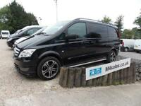 Mercedes Vito 122 Cdi Dualiner SportX Brabus 3.0 Automatic Diesel