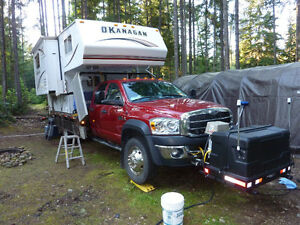 Truckcamper - one of  a kind in Canada sell trade swap