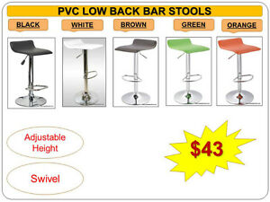 BRAND NEW- BAR STOOLS, STORAGE OTTOMANS, BENCHES- Many colors City of Toronto Toronto (GTA) image 1