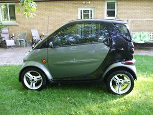 2005 Smart Fortwo Hatchback