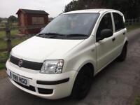 Fiat Panda 1.2 ( Euro V ) Active 2011, 5 door in White