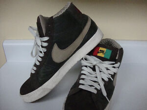 3 pairs of Nike SB shoes size 9 & 8.5