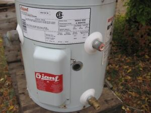 ELECTRIC WATER HEATER, COMPRESSOR AND NEW AWNING