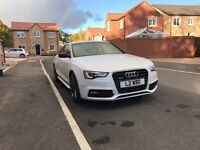 2012 AUDI A5 S LINE 2.0 TFSI QUATTRO S-TRONIC LOW MILES DAMAGED REPAIRED