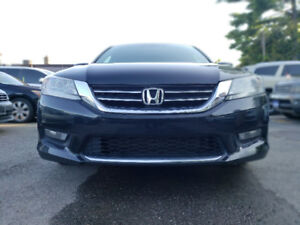 2015 HONDA ACCORD TOURING. NAVIGATION. BACK-UP CAMERA