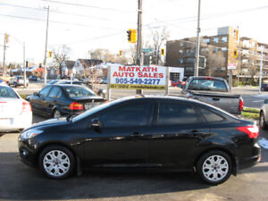 **2012 Ford Focus SE **  Auto & Air 4 door, Cert & E-tested