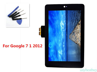 For Asus Google Nexus 7 Tablet 1 Gen 2012 LCD Screen Touch Digitizer Assembly
