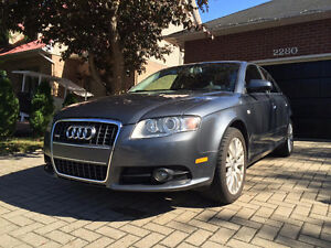 Audi A4 S-line 2008 134,000 km Excellente Condition Automatique