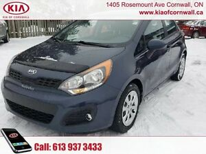 2013 Kia Rio LX+  | Just Arrived | Low Kms | Heated Seats |