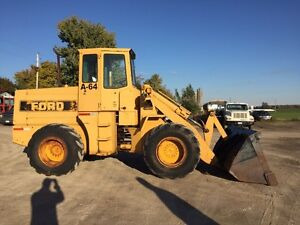Ford A-64 Wheel Loader - 2.5 Yard Bucket Stratford Kitchener Area image 3