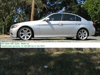 2007 BMW 335i Sedan with V. Low Miles by Retired  Owner