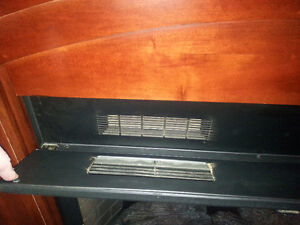 Twin Star 33E05 Electric Fireplace Heater TV Stand West Island Greater Montréal image 5