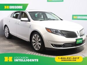 2013 Lincoln MKS EcoBoost AWD CUIR TOIT MAGS CAM RECUL