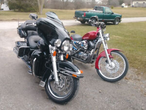 custom 1996 HD sportster must see