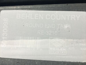 Behlen 377 gallon stock tank
